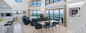 Burleigh Heads penthouse apartments