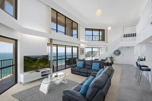 Burleigh Heads penthouse accommodation