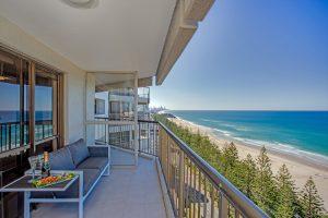 2 bedroom superior balcony view