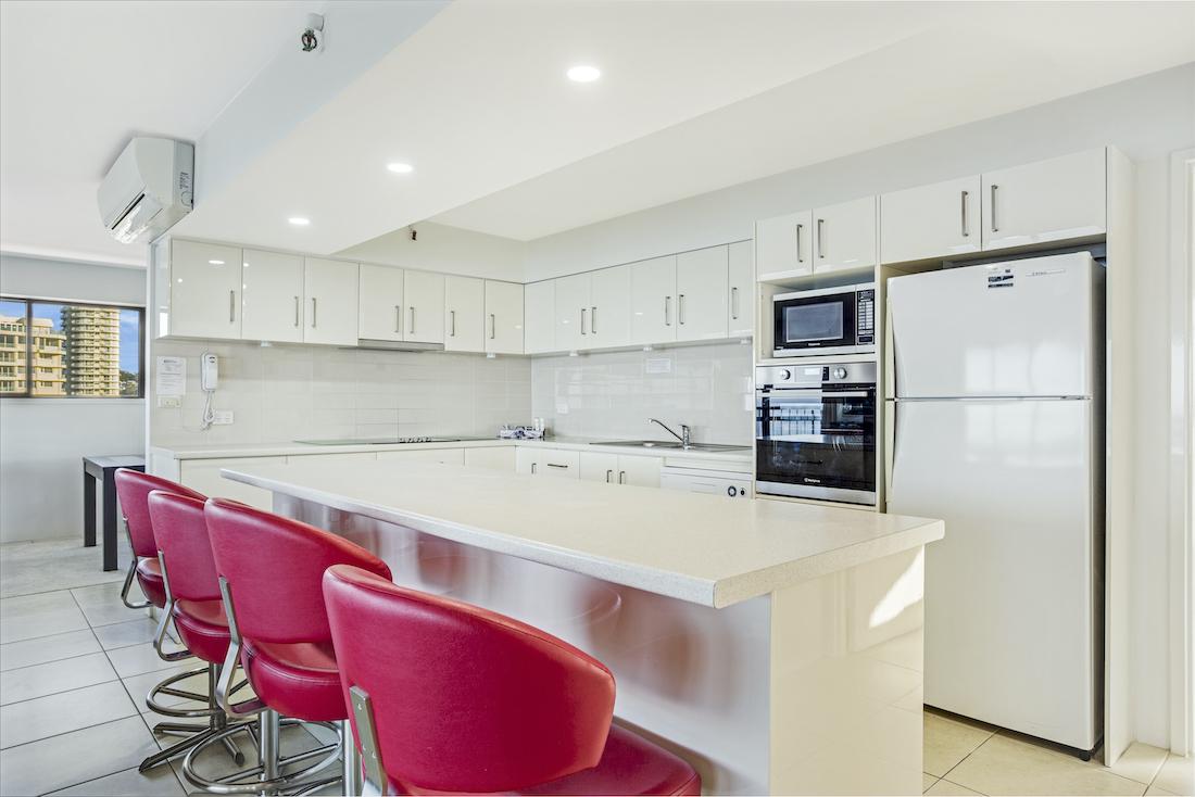 2 bedroom superior kitchen