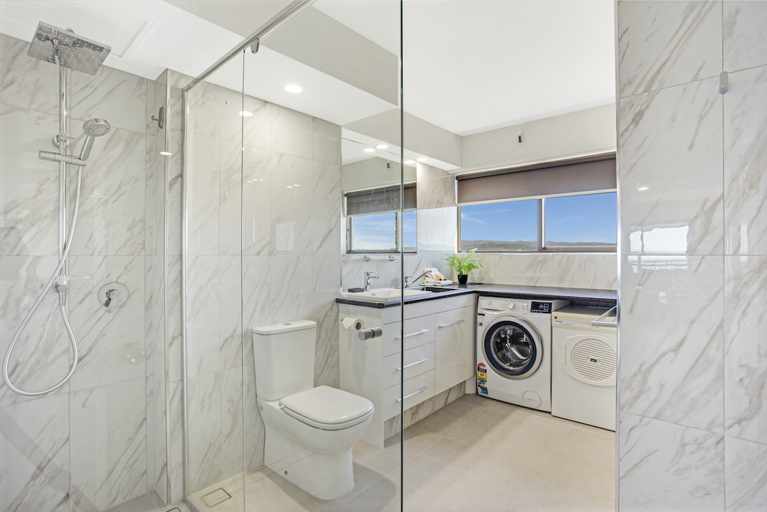 2 bedroom superior laundry bathroomjpg