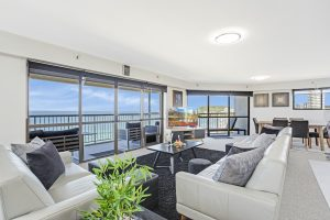 2 bedroom superior lounge and dining