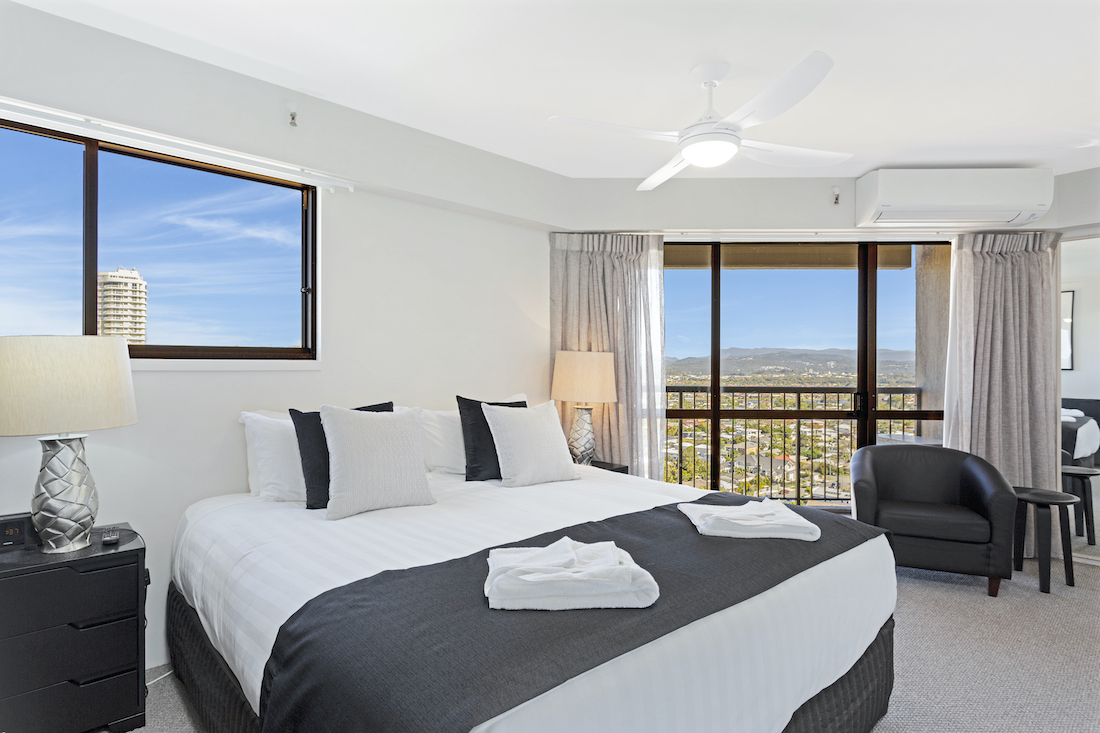 2 bedroom superior master bedroom